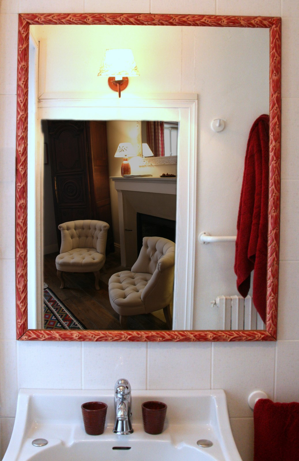 miroir salle de bain conforama. Black Bedroom Furniture Sets. Home Design Ideas