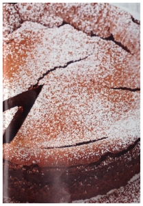 cheesecake tres chocolat